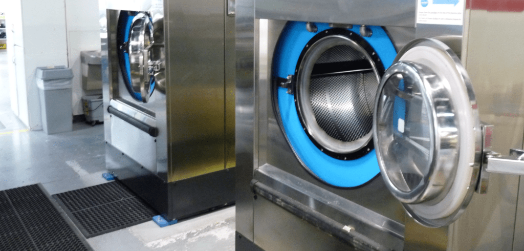 How Commercial Laundry Operations Affect the Environment